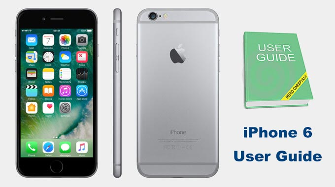 iphone 6 user guide