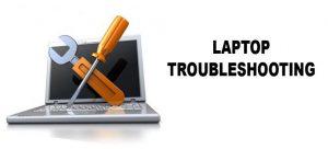 laptop troubleshooting