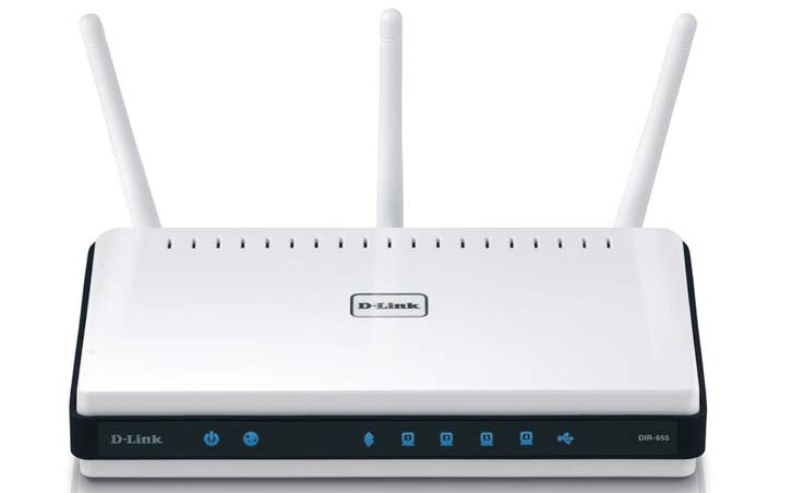 d-link dir-655 review